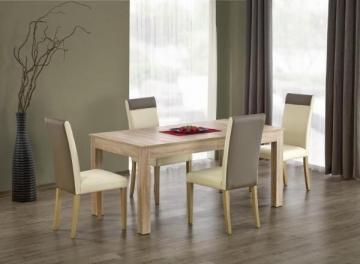 Valgomojo stalas Seweryn 160/300 ąžuolas sonoma