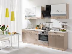 Virtuvės komplektas Premio A Virtuvės baldų komplektai