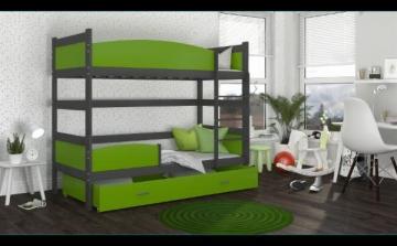 Vaikiška Bed Twist P Children's beds