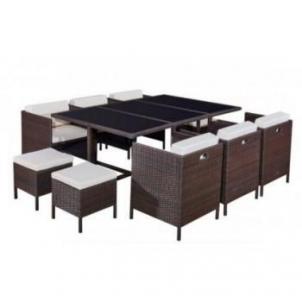 Lauko baldų komplektas Cristallo Grande Outdoor furniture sets