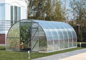 Greenhouse Trioška (30m2) 12000x3000 4mm