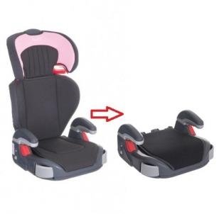Automobilinė kėdutė Graco Junior maxi, Blush Autosēdeklīši