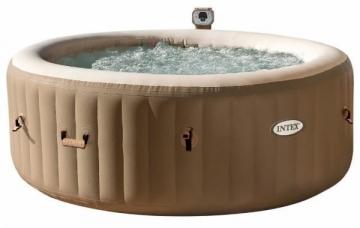 SPA baseinas apvalus Intex PureSpa Bubble Therapy 4 žmonėms  Pripučiami baseinai