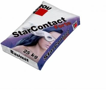 Klijavimo, armavimo mišinys BAUMIT StarContact Forte (25 kg) padidinto atsparumo