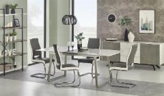 Valgomojo with pop-up stalas Thomas Dining room tables