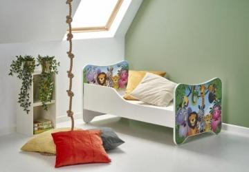 Vaikiška lova Happy Jungle Vaikiškos lovos