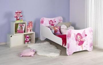Vaikiška lova Happy Fairy Vaikiškos lovos