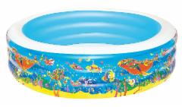 Pripučiamas baseinas Bestway 51123