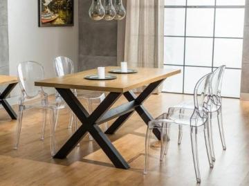 Valgomojo stalas Xaviero 150x90 (fanera) Valgomojo stalai