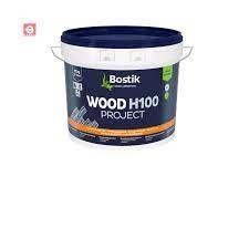 Klijai Bostik Wood H100 Project 14kg, parketo klijai (parketlentei, mozaikai) Kiti klijai