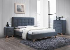 Miegamojo lova Melissa 160 Спальни кровати