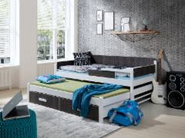 Vaikiška dvivietė lova DOIS Bērnu gultas