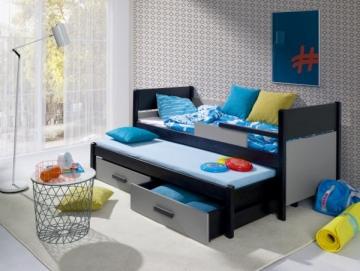 Vaikiška dvivietė lova DANILO Bērnu gultas
