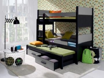 Vaikiška trivietė lova AUGUSTO