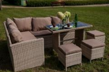 Lauko baldų komplektas PASSIONE Outdoor furniture sets