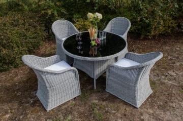 Lauko baldų kompletas FORTE Outdoor furniture sets