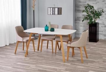 Valgomojo stalas KAJETAN 150/200 Деревянные обеденные столы