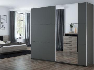 Cupboard BASTIA 250 Bedroom cabinets