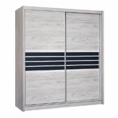 Cupboard TURYN 203 Bedroom cabinets
