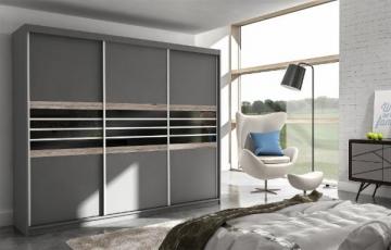Cupboard TURYN 250 Bedroom cabinets