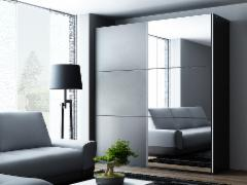 Spinta VIGO 150 Guļamistabas skapji