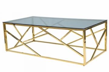 Svetainės staliukas ESCADA A auksinis Website tables