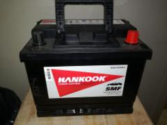 Akumuliatorius HANKOOK 55Ah/12V/480A/J Rechargeable batteries