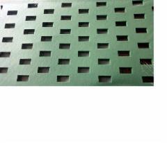 PAKLOTAS ŠILDOMOMS GRINDIMS IZO PANEL 2MM 1X0.5 (1D-90M2) Decking floor coverings