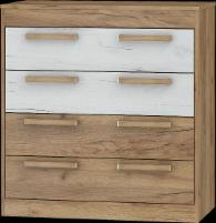 Komoda Maximus 4S MXS-11 Furniture collection Maximus MBLC