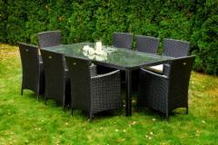 Lauko baldų komplektas GUSTOSO GRANDE Lauko baldų komplektai