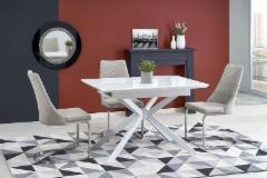 Valgomojo stalas HARPER izvelkamais Ēdamistabas galdi