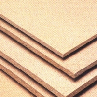 Particle board 2450x1200x8(2.94 m2) Wood chipboards (particle board)
