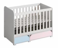 Kūdikio lovytė Mimo 5 Baldų kolekcija Mimo