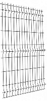 Tvoros segmentas Gardenfence 3/3,7x50x200x1030x2500 tamsiai pilka Tvorų segmentai