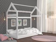 Vaikiška Lova Domek 1908 Vaikiškos lovos
