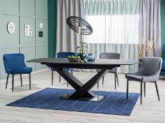 Valgomojo stalas išskleidžiamas Cassino I