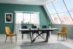 Valgomojo stalas išskleidžiamas Cavalli I