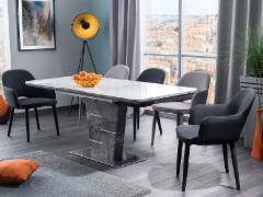 Valgomojo stalas with pop-up Ilario Dining room tables