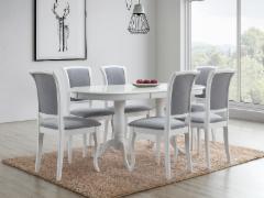 Valgomojo stalas išskleidžiamas Savona 120x80(159)