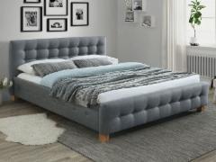 Miegamojo lova Barcelona audinys Miegamojo lovos