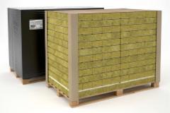 FASROCK G 120x200x1000, nešildomų patalpų šilumos ir garso izoliacija
