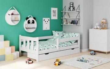 Vaikiška lova MARINELLA balta Children's beds