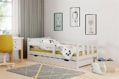 Vaikiška lova MARINELLA balta Vaikiškos lovos