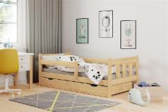 Vaikiška lova MARINELLA pušis Children's beds