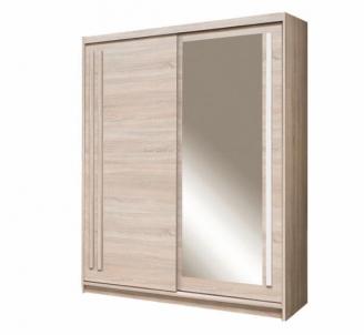 Miegamojo spinta EFFECT - EF-2 -175 Bedroom cabinets