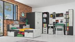 Jaunuolio komplektas Nano C The young mans furniture sets