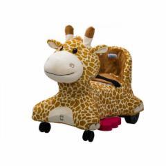 Interaktyvi važiuojanti žirafa Automobiliai vaikams