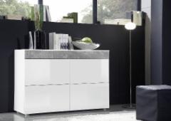 Svetainės komoda SB Light Chest of drawers for the living room