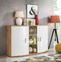 Svetainės komoda SB Jelly Chest of drawers for the living room