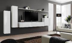 Sekcija Switch I juoda/balta Sekcijos